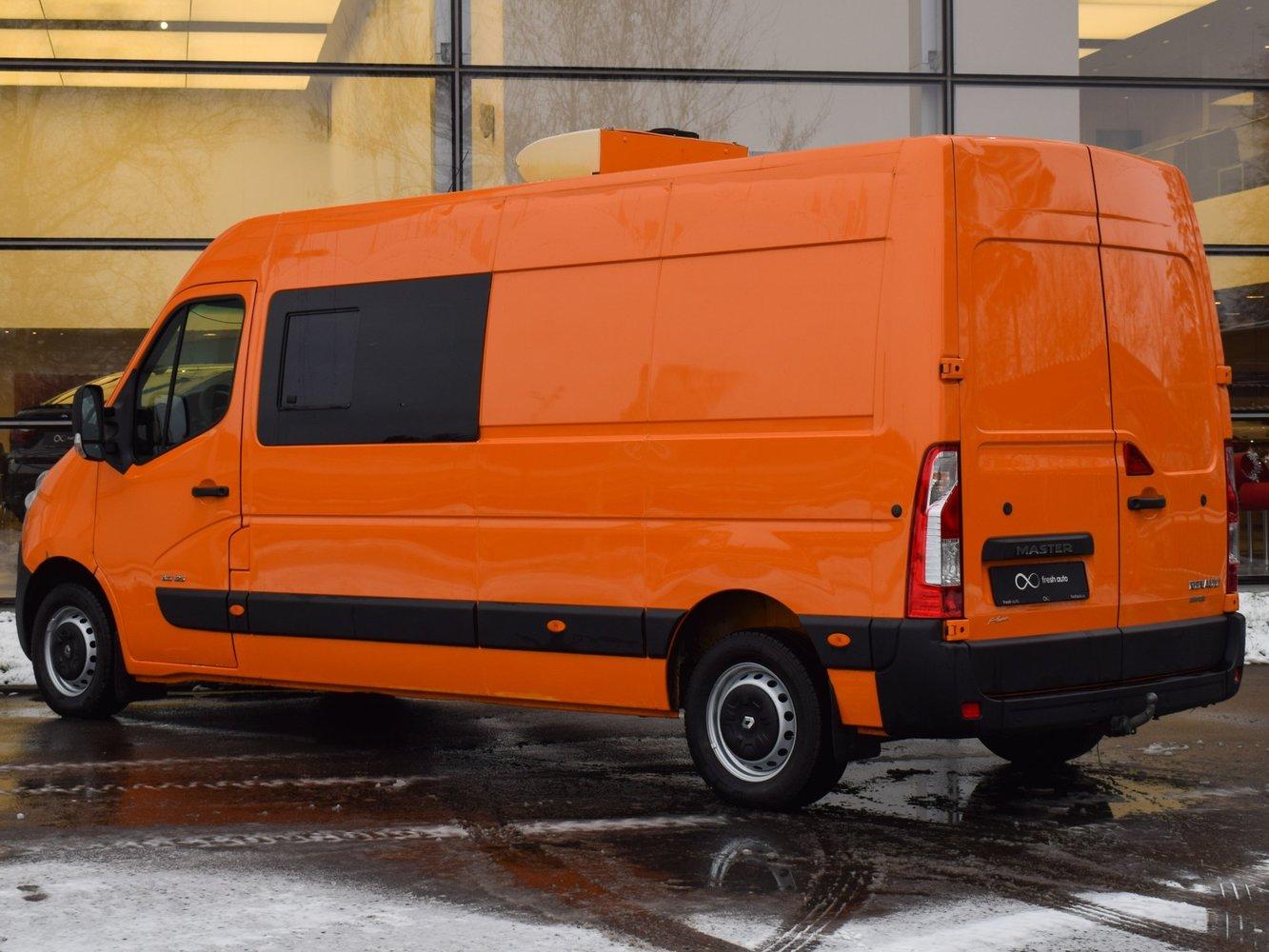 Renault master купить в кредит