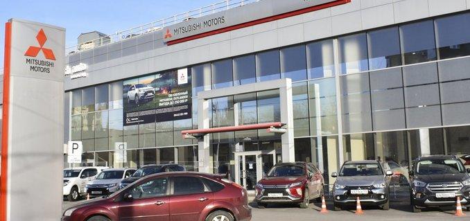 Fresh Mitsubishi Волгоград