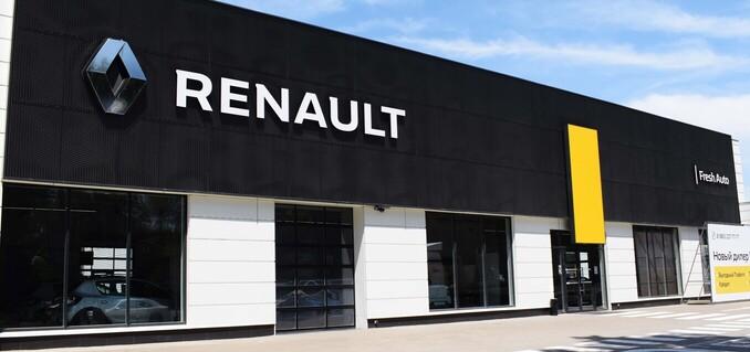 Fresh Renault Ростов