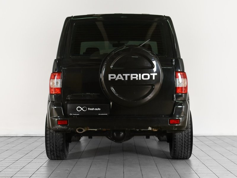УАЗ Patriot