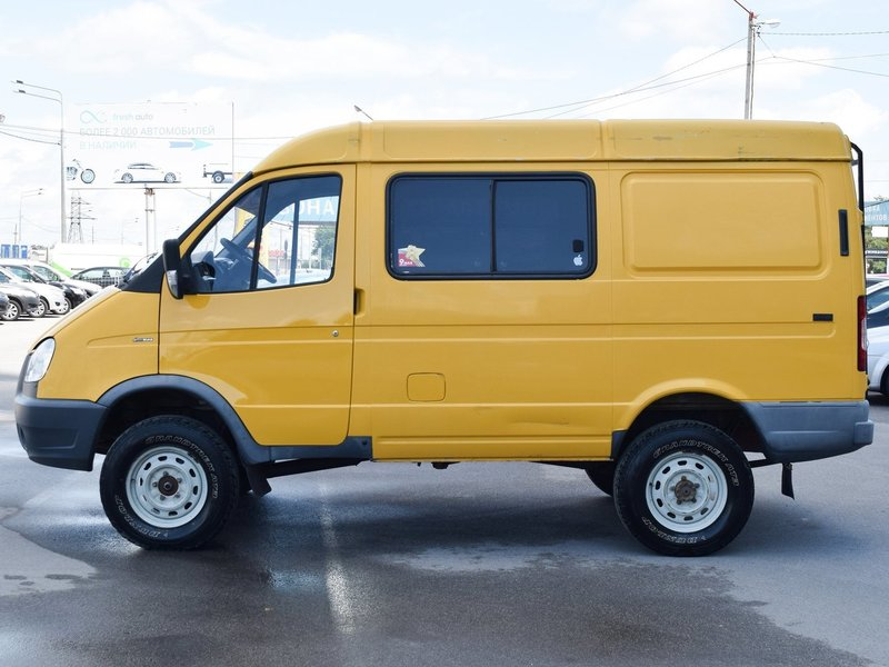 ГАЗ Соболь (2752)