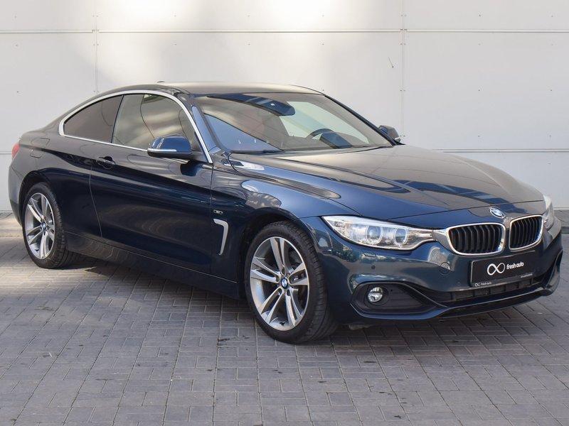 BMW 4 серия