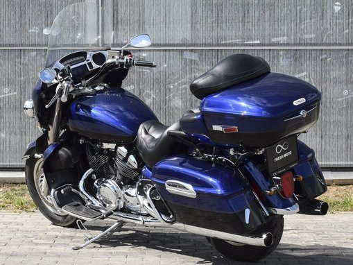 Yamaha XVZ 1300