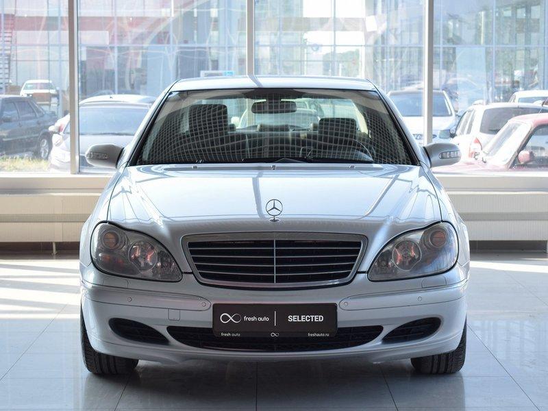 Mercedes-Benz S-klasse