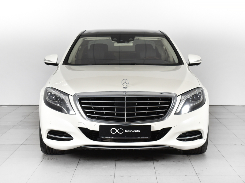 Mercedes-Benz S-Класс
