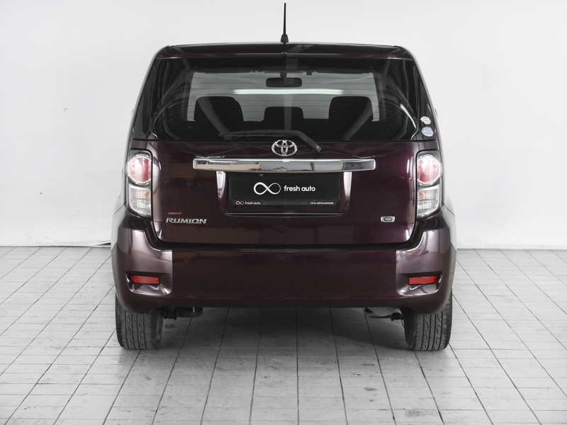 Toyota Corolla Rumion