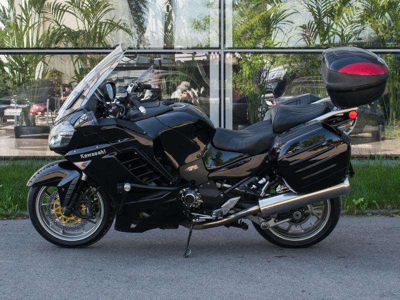 Kawasaki GTR 1400 (Concours 14)