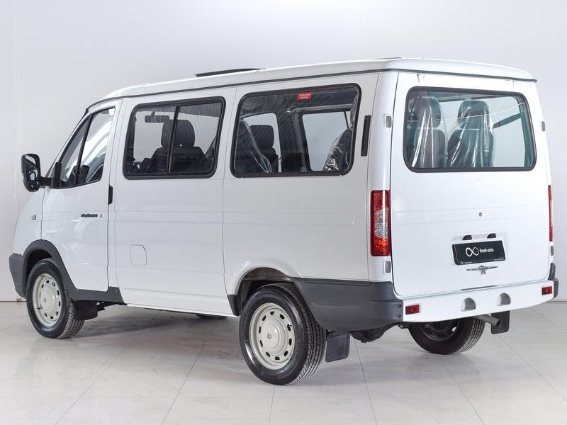 ГАЗ Соболь (2217)