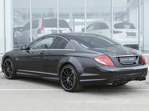 Mercedes-Benz CL-klasse AMG