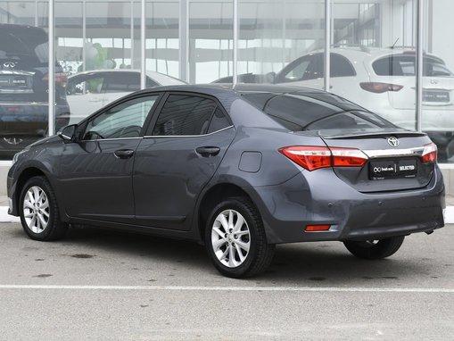 Toyota Corolla
