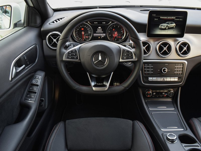 Mercedes-Benz GLA-klasse
