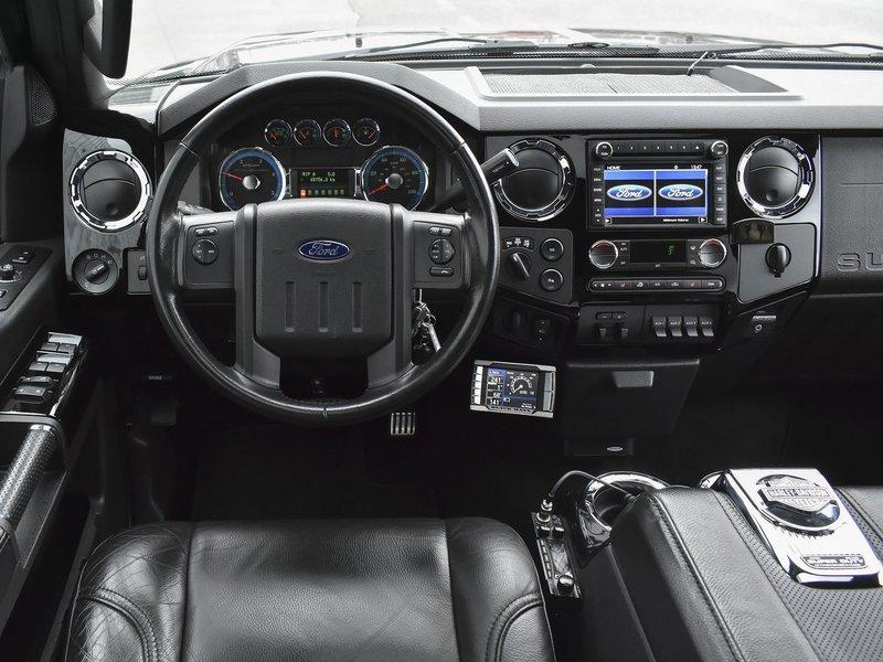 Ford F-series (F-250, F-350, F-450, F-550)
