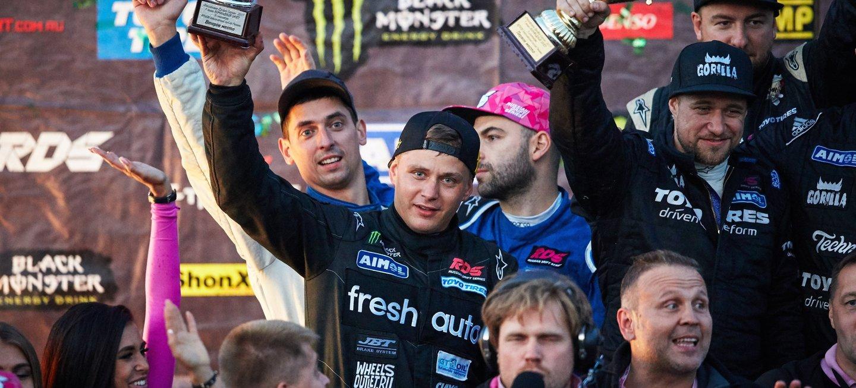 Финальный этап RDS 2017, Atron International Circuit