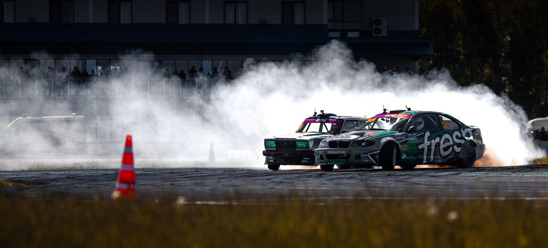 2-й этап RDS GP 2018