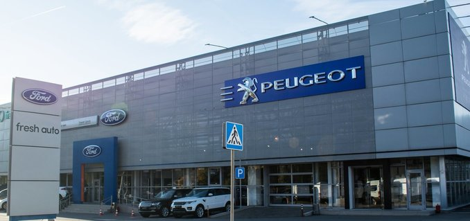 Fresh Peugeot Ростов Аксай