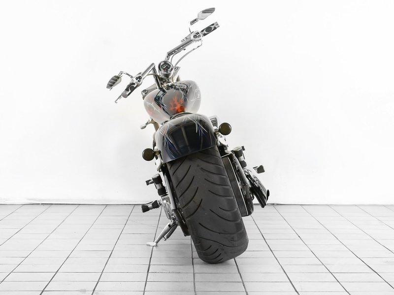 Big Dog Motorcycles Mastiff