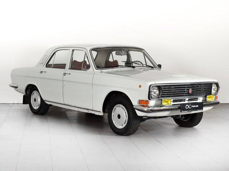 ГАЗ 24 «Волга»