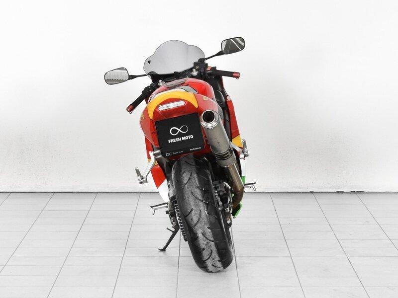 Honda CBR 650F
