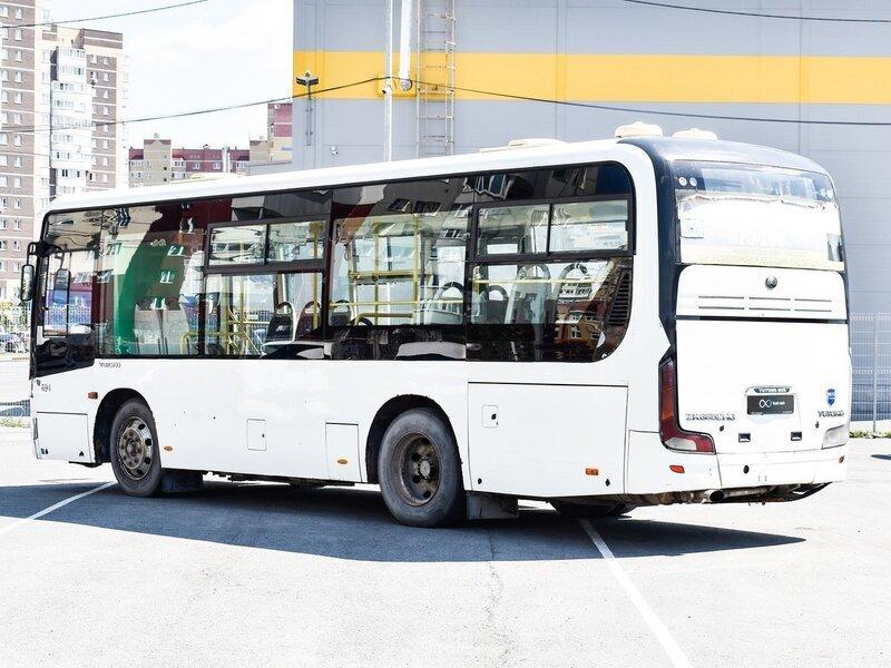 Yutong ZK6852HG