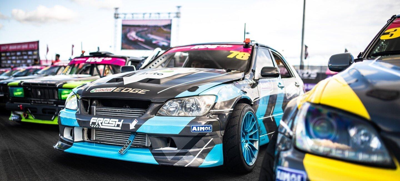 Команда Fresh Auto приняла участие в третьем этапе RDS GP