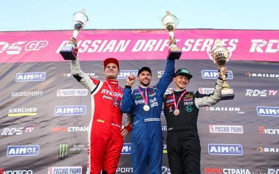 Дамир Идиятулин – пилот команды Fresh Auto Drift одержал победу в 5 этапе